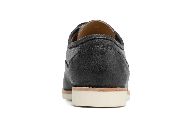Chaussures à lacets Geox D PROMETHEA B Noir vue droite