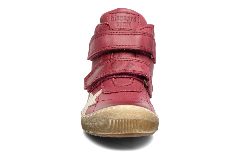 Baskets Bisgaard Addy Violet vue portées chaussures