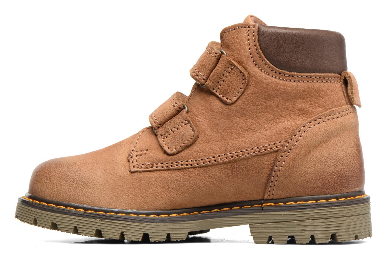 Bottines et boots Bisgaard Marthin Marron vue face