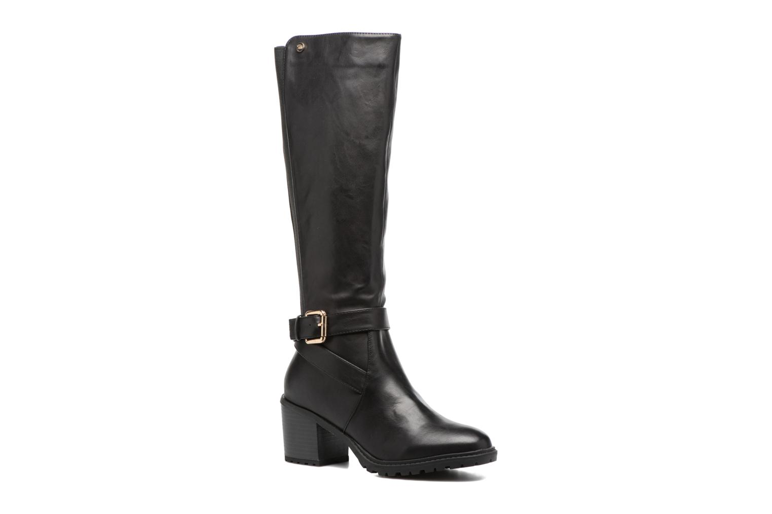 Boots & wellies Xti Zala Black detailed view/ Pair view