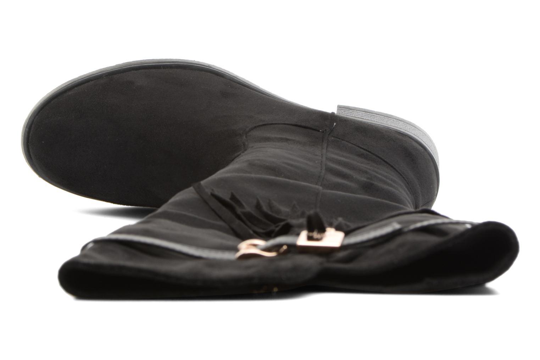 Stiefel Xti Camina schwarz ansicht von links
