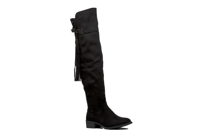 Stiefel Xti Camina schwarz detaillierte ansicht/modell