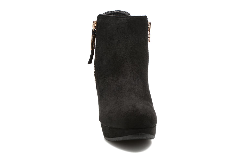 Bottines et boots Xti Jiny Noir vue portées chaussures