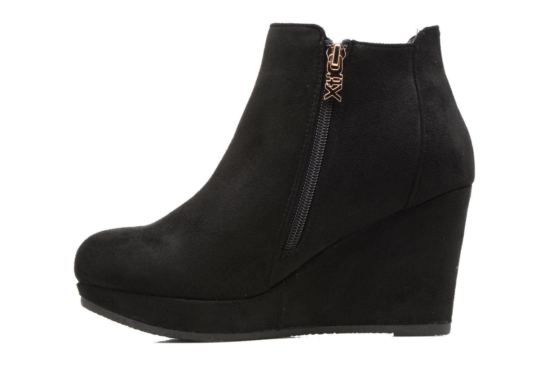 Bottines et boots Xti Jiny Noir vue face