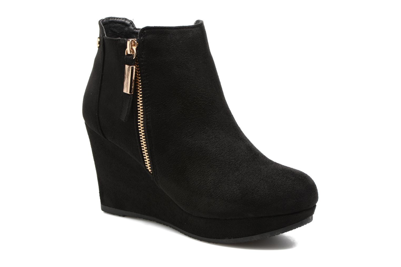 Bottines et boots Xti Jiny Noir vue détail/paire