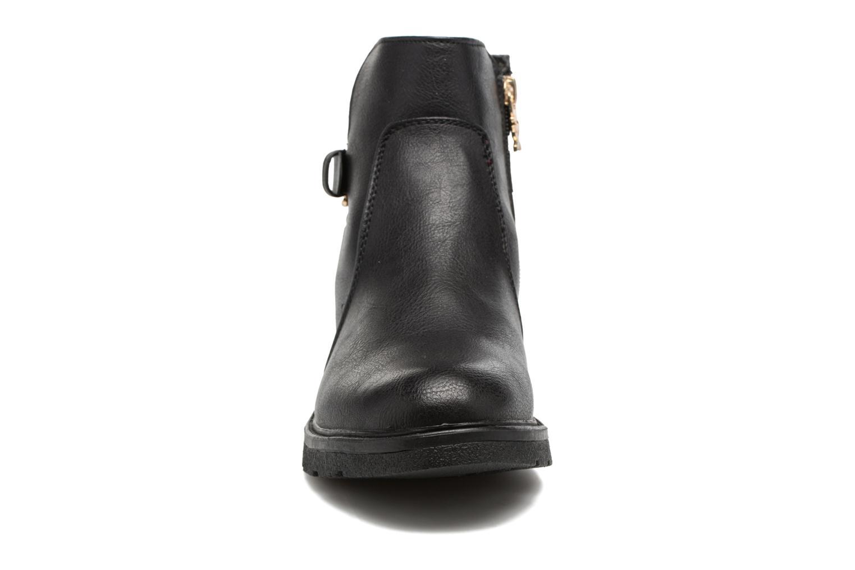 Bottines et boots Xti Ioni Noir vue portées chaussures
