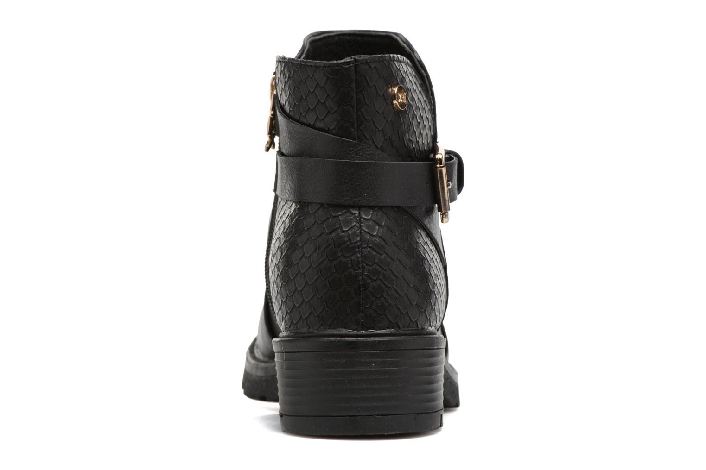 Bottines et boots Xti Ioni Noir vue droite