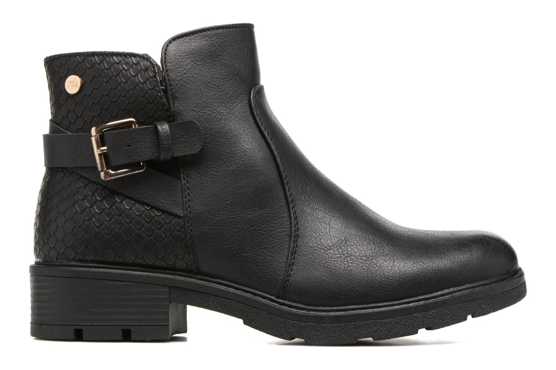 Bottines et boots Xti Ioni Noir vue derrière