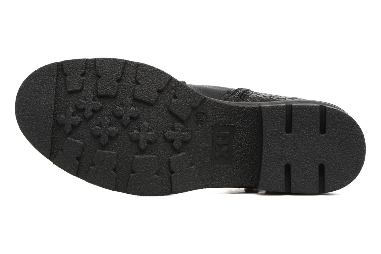 Bottines et boots Xti Ioni Noir vue haut
