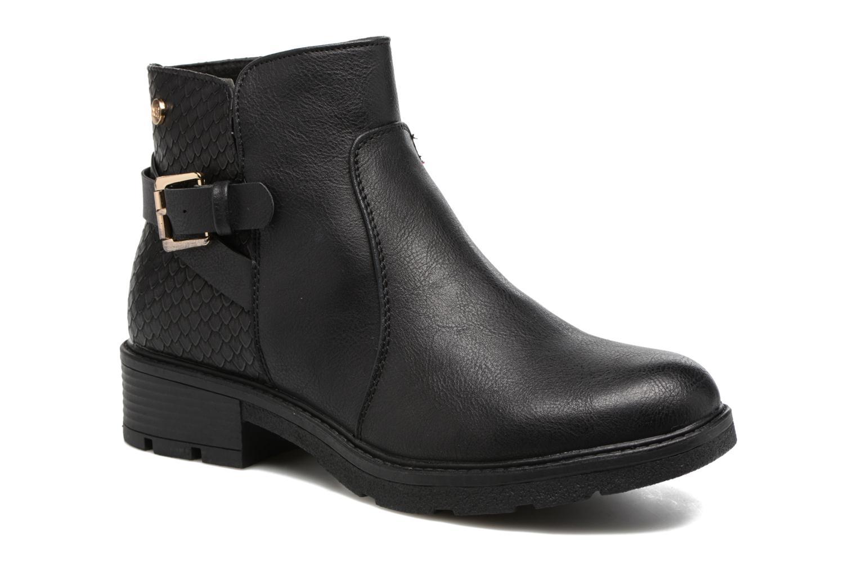 Bottines et boots Xti Ioni Noir vue détail/paire