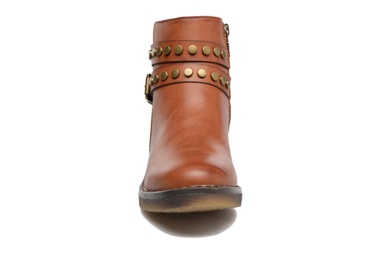 Ankle boots Xti Teki Brown model view