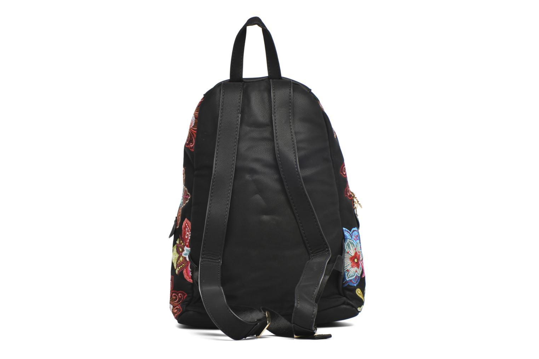 Sacs à dos Desigual Lima Caribou Backpack Noir vue face