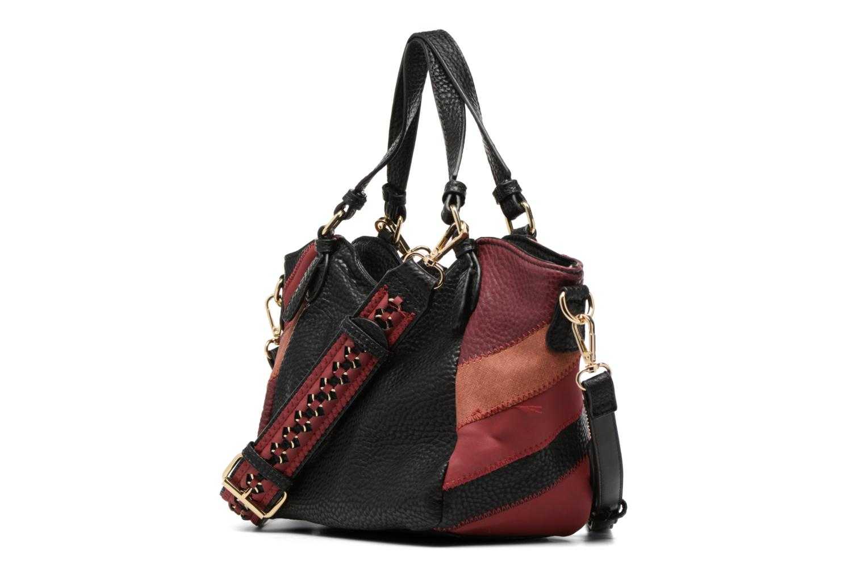 Sacs à main Desigual Rotterdam Mini Juno Handbag Multicolore vue droite