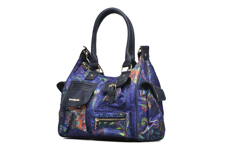 London Medium Handbag Navy