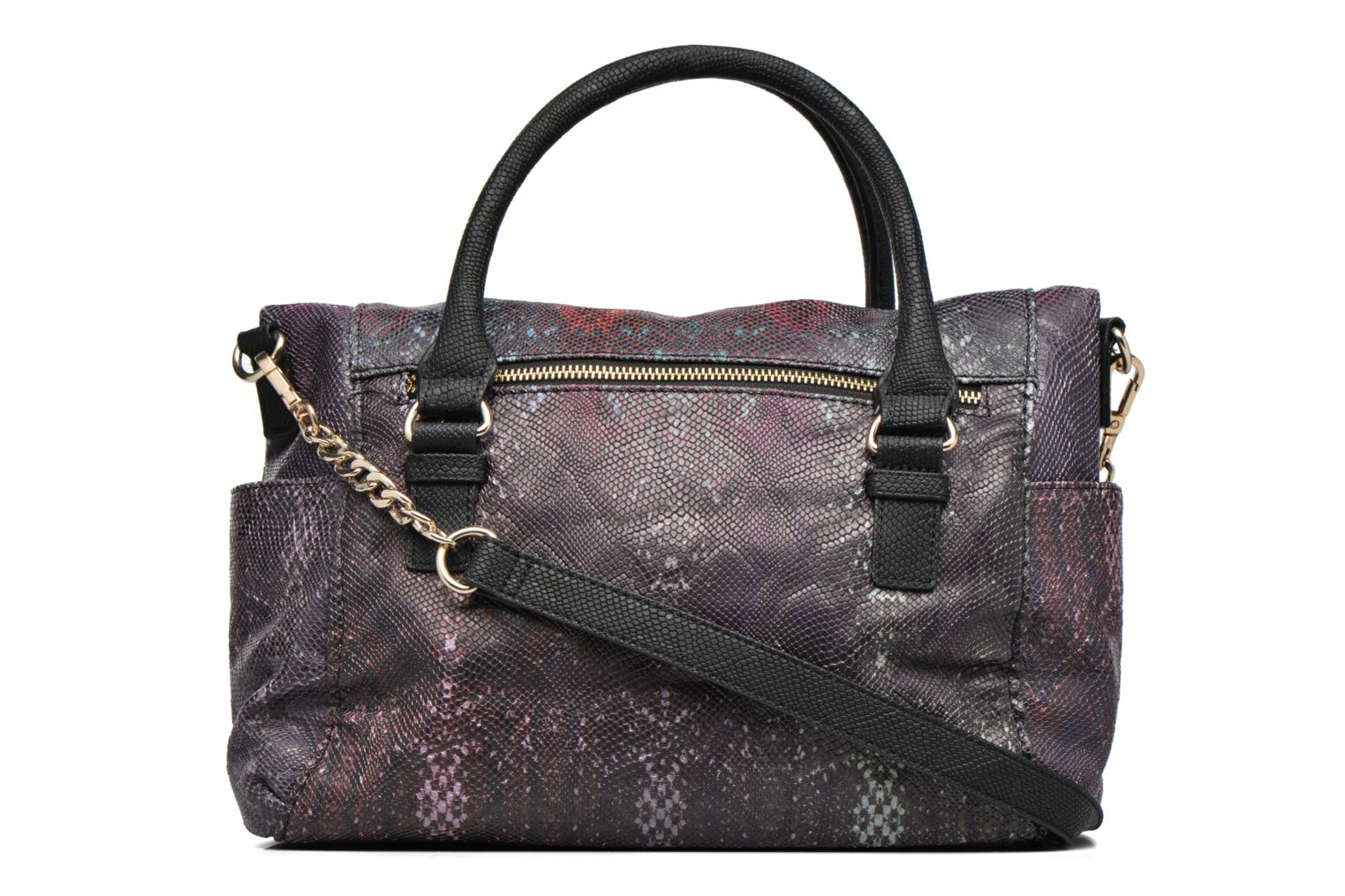 Sacs à main Desigual Loverty Ka Crossbody Violet vue face
