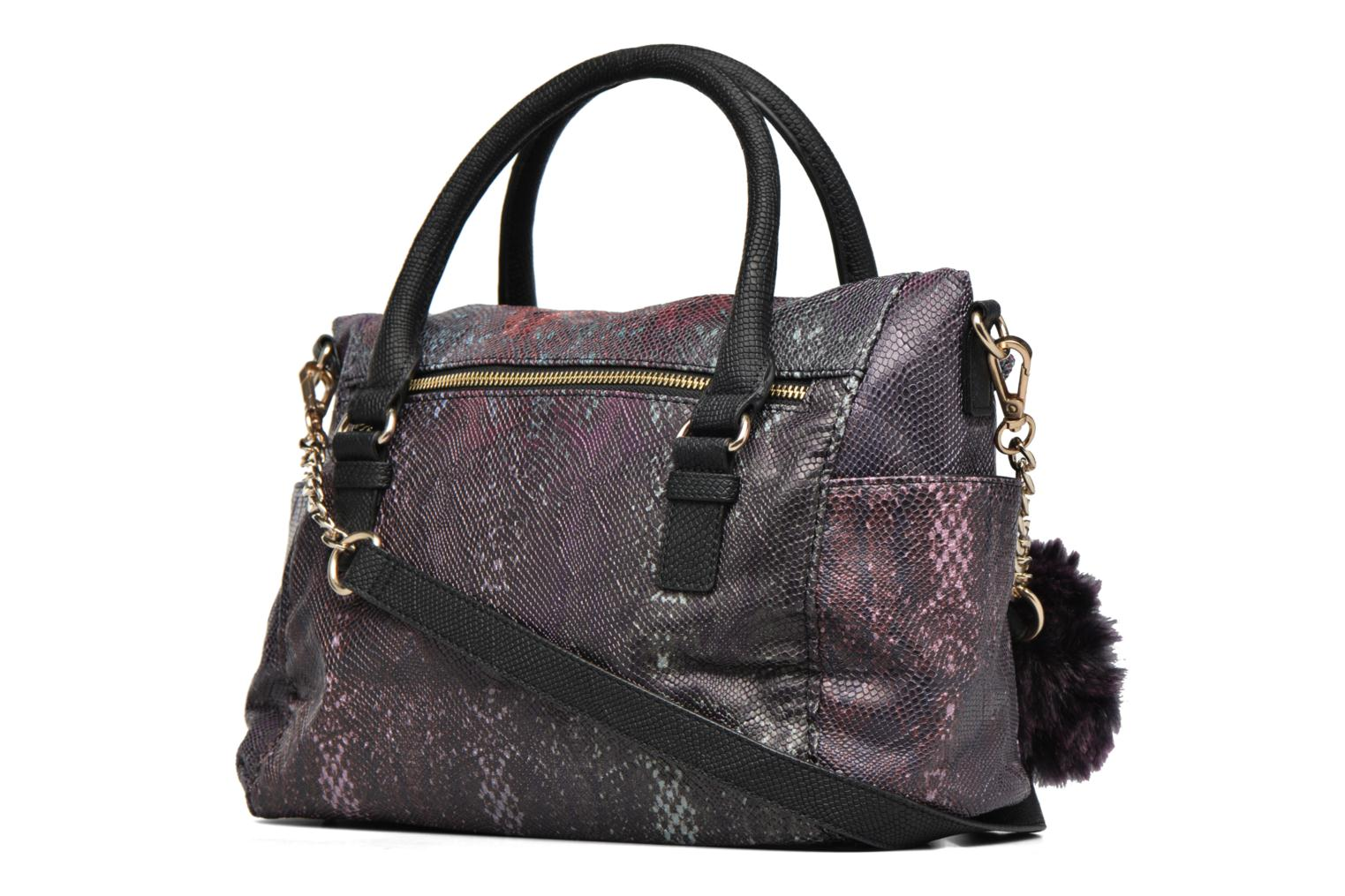 Sacs à main Desigual Loverty Ka Crossbody Violet vue droite