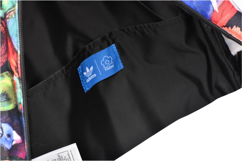 Sacs à dos Adidas Originals CL BP P Multicolore vue derrière
