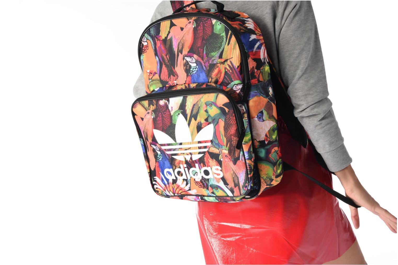 Sacs à dos Adidas Originals CL BP P Multicolore vue haut