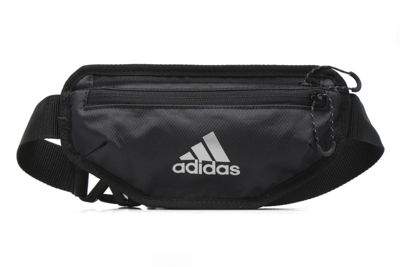 Petite Maroquinerie Adidas Performance Run Waistgag Noir vue détail/paire