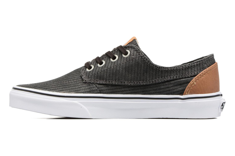 Sneaker Vans Brigata W grau ansicht von vorne
