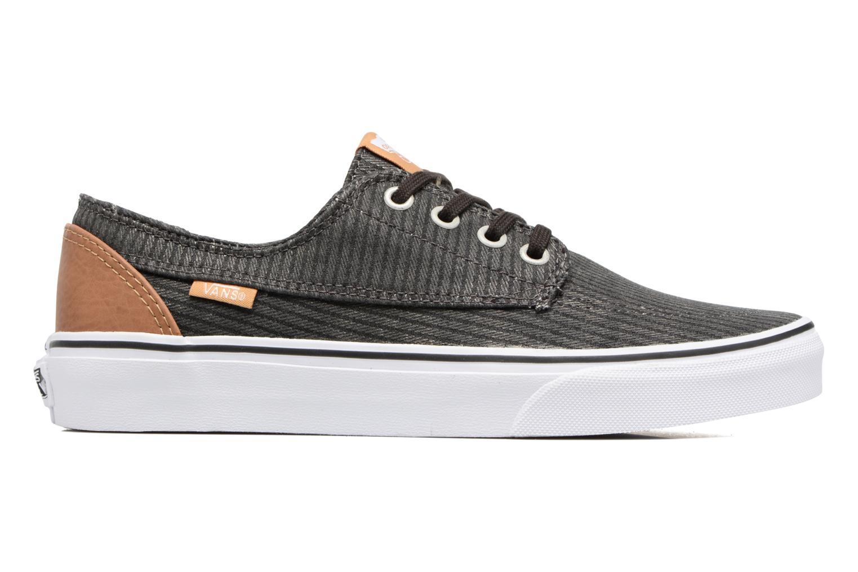 Sneaker Vans Brigata W grau ansicht von hinten