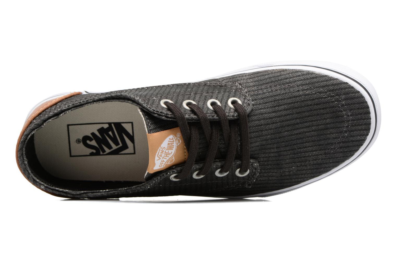 Sneaker Vans Brigata W grau ansicht von links