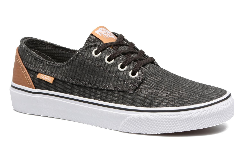 Sneaker Vans Brigata W grau detaillierte ansicht/modell