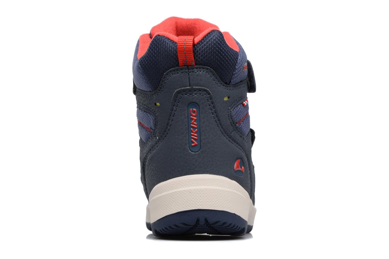 Chaussures de sport Viking Toasty II GTX Bleu vue droite