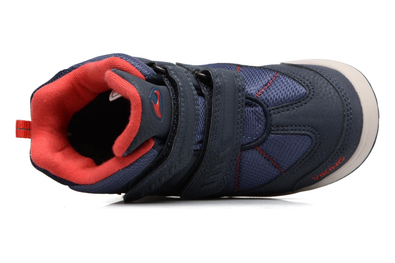 Chaussures de sport Viking Toasty II GTX Bleu vue gauche