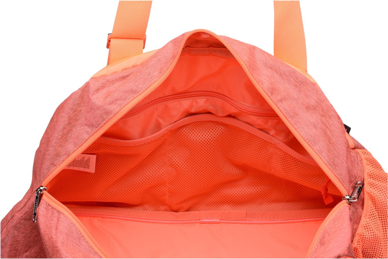Sporttassen Reebok W Enh Lead&Go Active Grip Oranje achterkant