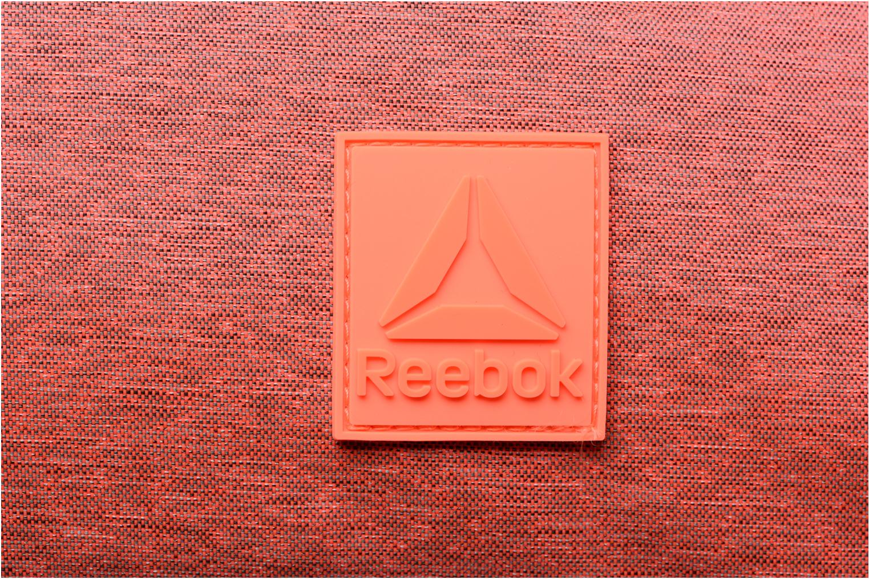 Sacs de sport Reebok W Enh Lead&Go Active Grip Orange vue gauche