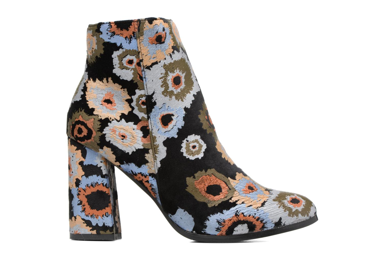 Bottines et boots Divine Factory Rocna Multicolore vue derrière