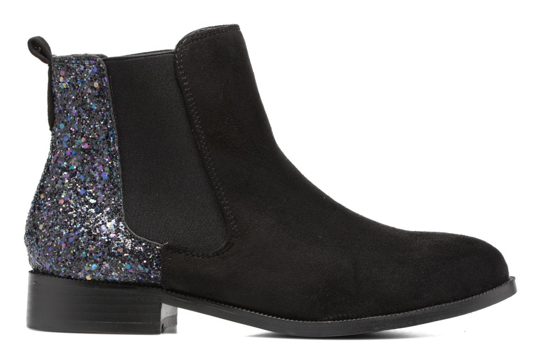 Bottines et boots Divine Factory Divny Noir vue derrière