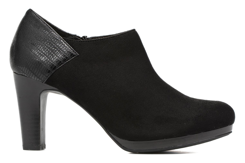 Bottines et boots Divine Factory Kosny Noir vue derrière