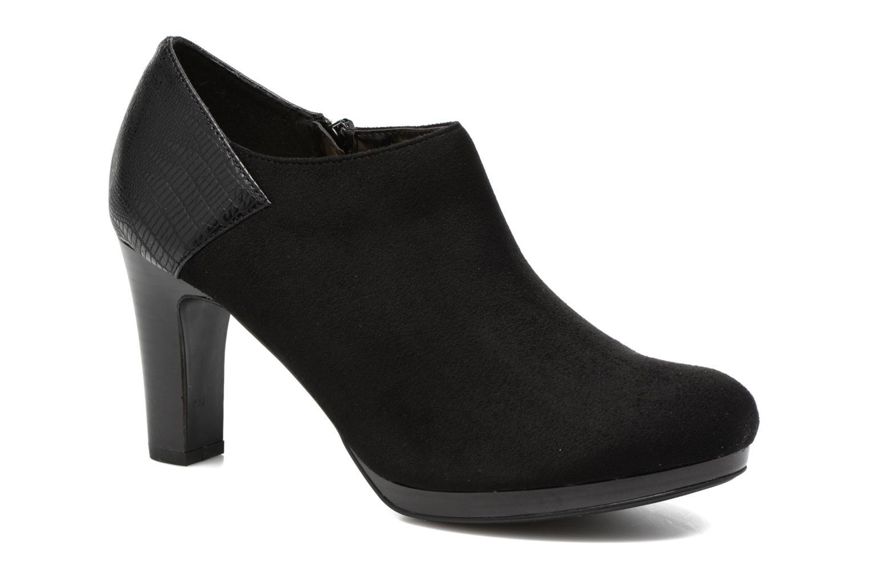 Bottines et boots Divine Factory Kosny Noir vue détail/paire