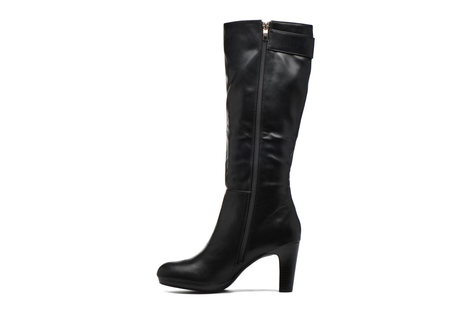 Boots & wellies Divine Factory Suny Black front view