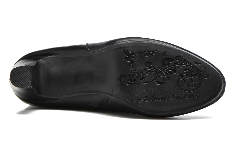 Laarzen Divine Factory Suny Zwart boven