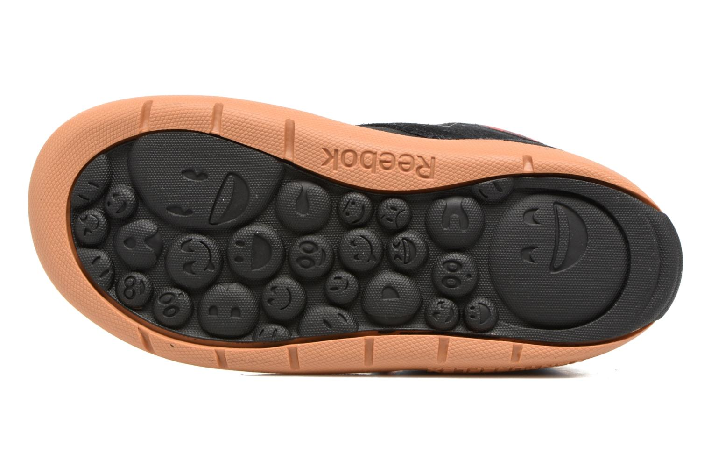 Baskets Reebok Ventureflex Sneaker Boot Noir vue haut