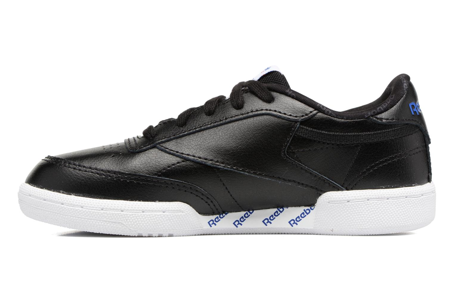 Baskets Reebok Club C Noir vue face