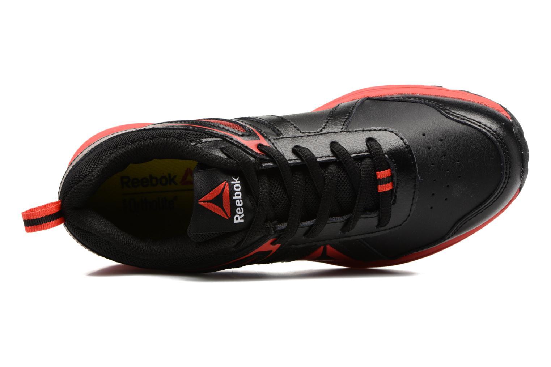 Chaussures de sport Reebok Almotio 3.0 Noir vue gauche