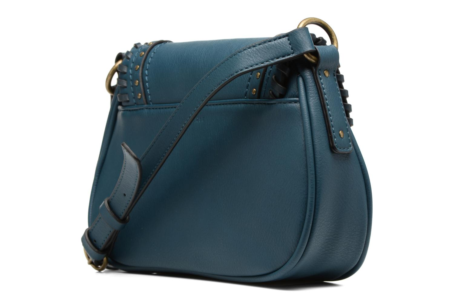 Whitney Shoulder bag Teal green