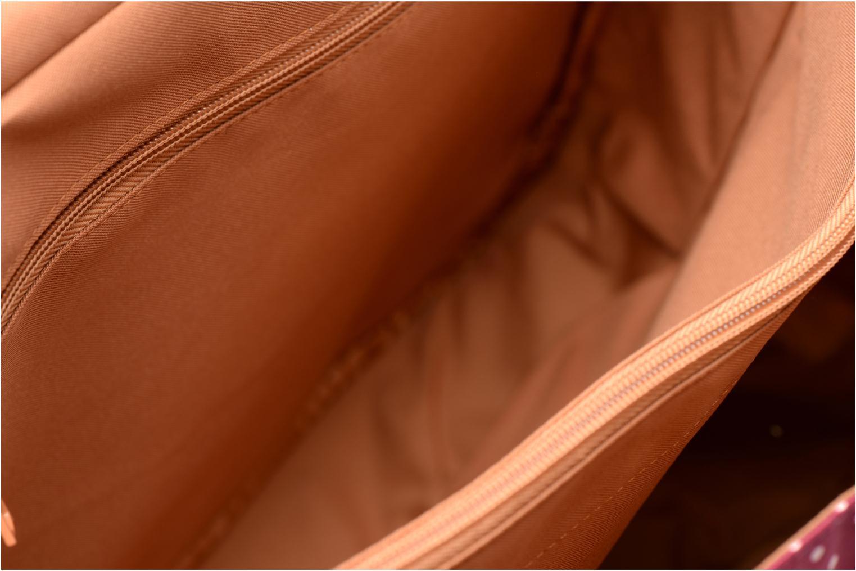Scolaire Tann's Cartable 41cm Pois Rouge vue derrière