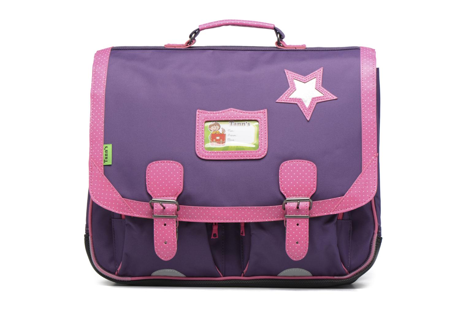 Cartable 41cm Star Prune