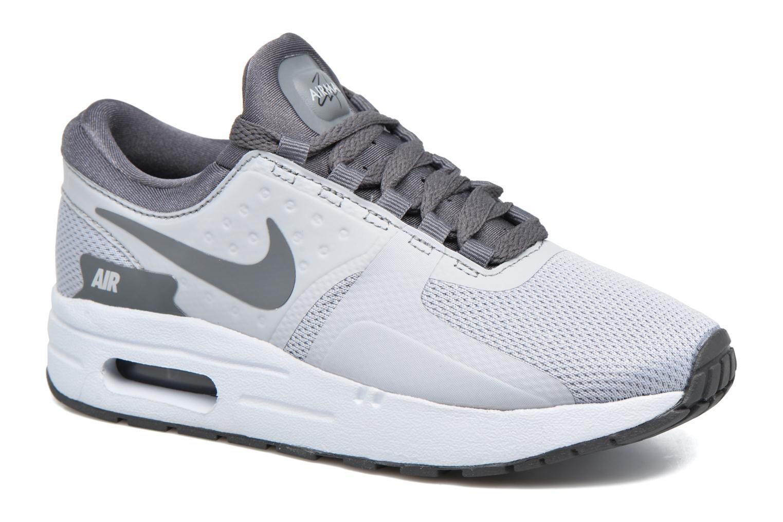 Baskets Nike Nike Air Max Zero Essential Ps Gris vue détail/paire