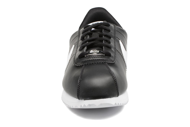 Cortez Basic Sl (Gs) Black/white