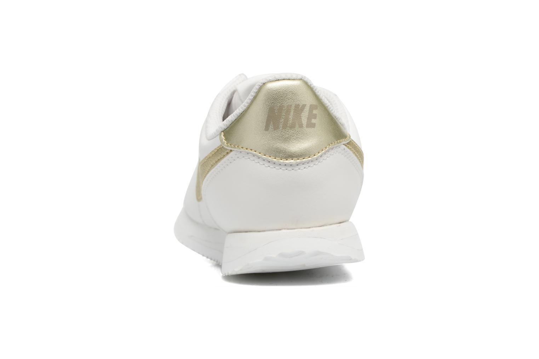 Baskets Nike Cortez Basic Sl (Ps) Blanc vue droite