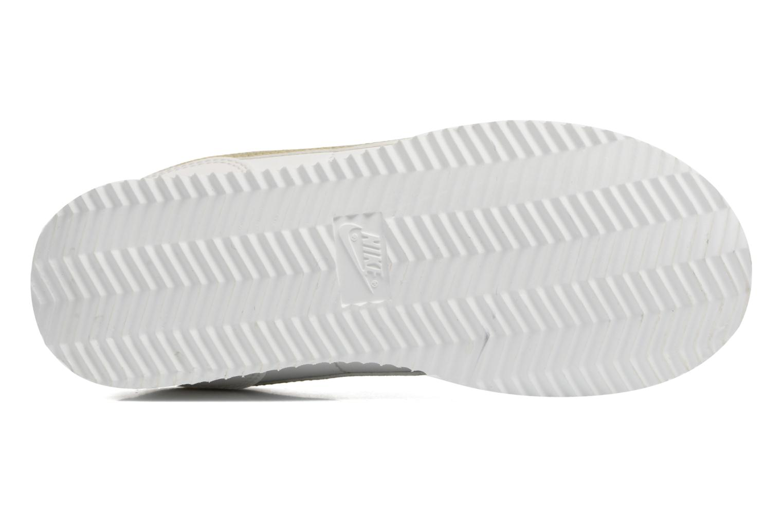 Baskets Nike Cortez Basic Sl (Ps) Blanc vue haut