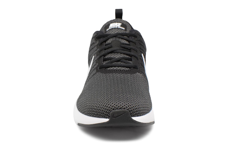 Baskets Nike Nike Dualtone Racer (Gs) Noir vue portées chaussures