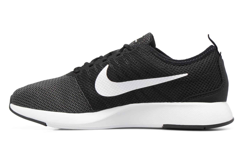 Baskets Nike Nike Dualtone Racer (Gs) Noir vue face