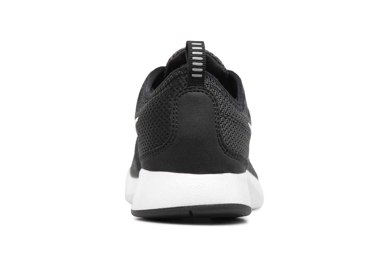 Baskets Nike Nike Dualtone Racer (Gs) Noir vue droite
